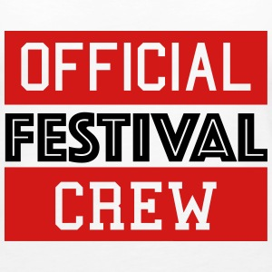 Official Festival Crew Tanks - Women's Premium Tank Top