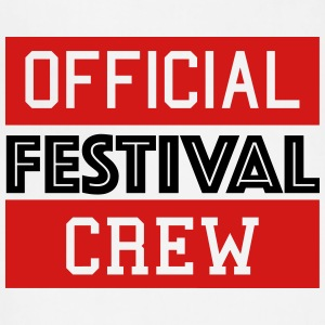 Official Festival Crew Aprons - Adjustable Apron