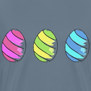 Easter eggs 3 - Men's Premium T-Shirt