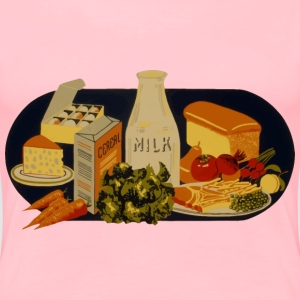 Food - Women's Premium T-Shirt