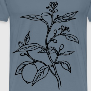 Lemon tree 2 - Men's Premium T-Shirt