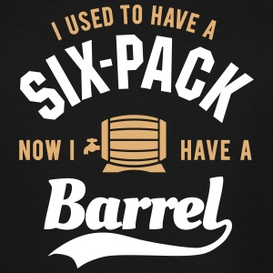 I used to have a six-pack now I have a barrel T-Shirts - Men's Tall T-Shirt