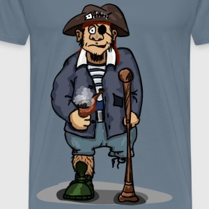 Slovenly Pirate - Men's Premium T-Shirt