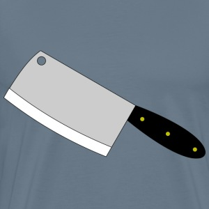 Meat Cleaver - Men's Premium T-Shirt