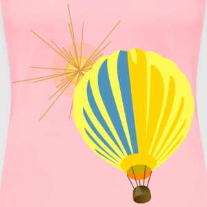 Hot air balloon - Women's Premium T-Shirt