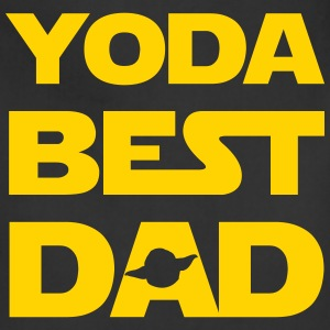 YODA BEST DAD IN WHOLE THE UNIVERSE Aprons - Adjustable Apron