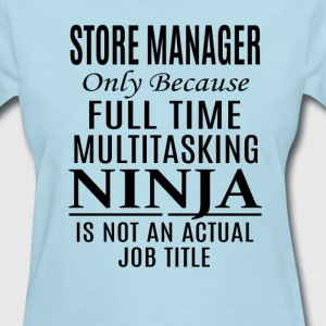 Sales Associate - Women's T-Shirt