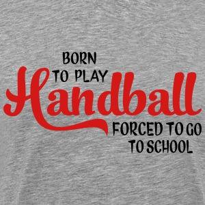 handball T-Shirts - Men's Premium T-Shirt
