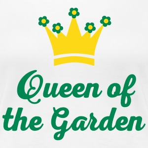 Queen of the Garden T-Shirts - Women's Premium T-Shirt