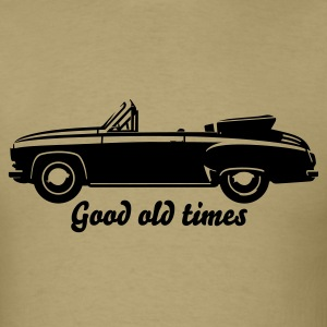 Oldtimer Car Cabrio T-Shirts - Men's T-Shirt