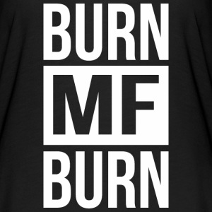 Burn MF Burn T-Shirts - Women's Flowy T-Shirt