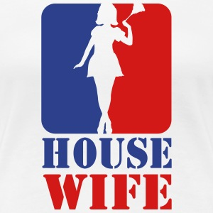 Sexy Housewife 2c T-Shirts - Women's Premium T-Shirt