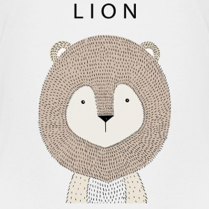 Cute Lion Kids' Shirts - Kids' Premium T-Shirt