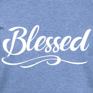 Blessed - Women's Wideneck Sweatshirt