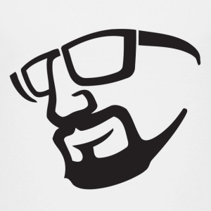 Beards Glass - Kids' Premium T-Shirt