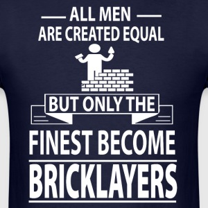 Bricklayer - Men's T-Shirt