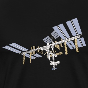 International Space Station - Men's Premium T-Shirt