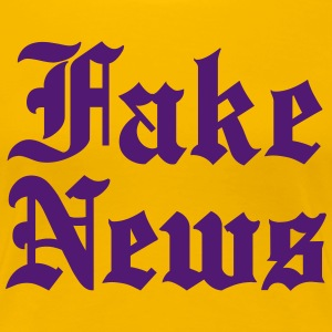 Fake News T-Shirts - Women's Premium T-Shirt