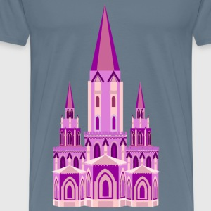 Fairytale castle 3 - Men's Premium T-Shirt
