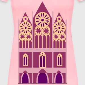 Fairytale castle 10 - Women's Premium T-Shirt