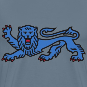 Stylised lion 8 - Men's Premium T-Shirt