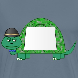 Turtle Sign - Men's Premium T-Shirt