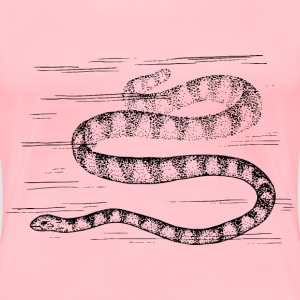 Sea snake - Women's Premium T-Shirt