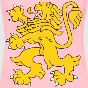 Stylised lion 5 - Women's Premium T-Shirt