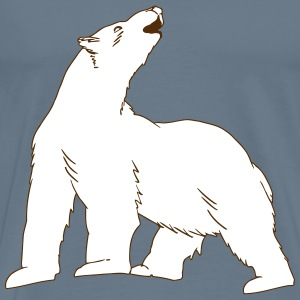 Polar bear 3 - Men's Premium T-Shirt