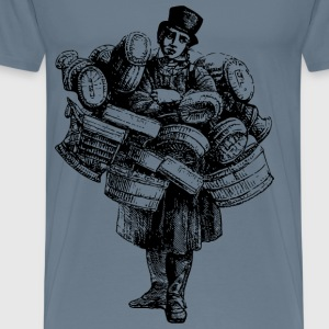 Basket seller - Men's Premium T-Shirt