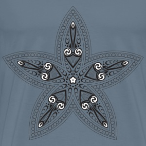 Cadence Tangle Derivative 2 - Men's Premium T-Shirt