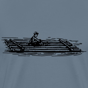Raft - Men's Premium T-Shirt
