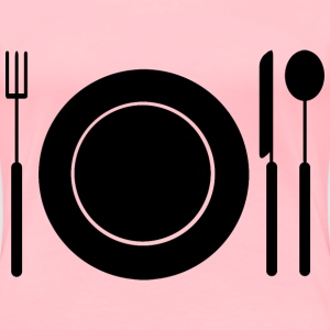 Tableware - Women's Premium T-Shirt