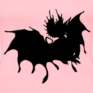 Fairy Dragon - Women's Premium T-Shirt