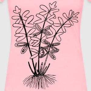 Brewer s cliff brake fern - Women's Premium T-Shirt