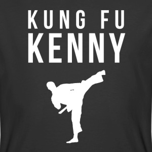 Kung Fu Kenny T-Shirt - Men's 50/50 T-Shirt