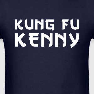Kung Fu Kenny T-Shirt - Men's T-Shirt