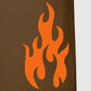 flames 1 - Men's T-Shirt