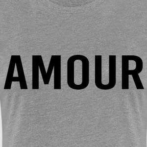 amour - Women's Premium T-Shirt