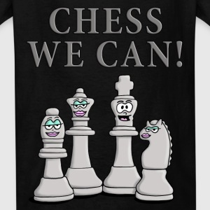 chess_we_can_04_2017_b Kids' Shirts - Kids' T-Shirt