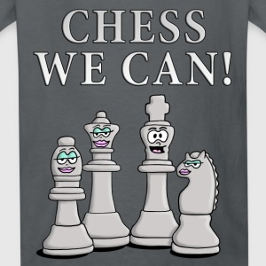chess_we_can_04_2017_c Kids' Shirts - Kids' T-Shirt