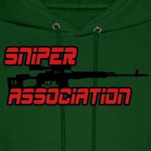 Sniper Association Hoodies - Men's Hoodie