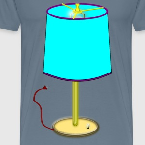 Table Lamp - Men's Premium T-Shirt