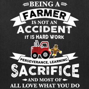 Farmer Being a farmer Bags & backpacks - Tote Bag