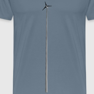 Wind Turbine - Men's Premium T-Shirt