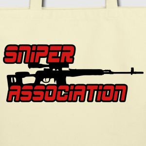 Sniper Association Bags & backpacks - Eco-Friendly Cotton Tote
