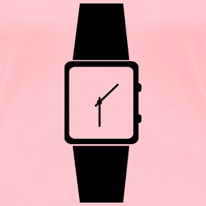 Watch - Women's Premium T-Shirt