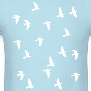 Flock T-Shirts - Men's T-Shirt
