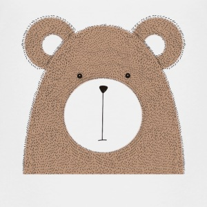 Bear Baby & Toddler Shirts - Toddler Premium T-Shirt