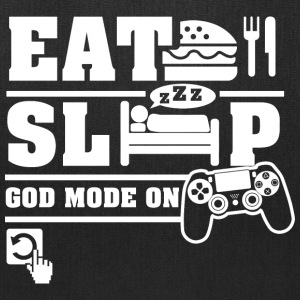 Game Eat Sleep Repeat Bags & backpacks - Tote Bag